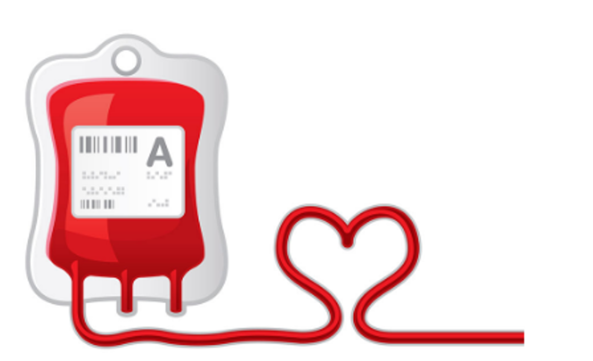 Let's Donate Blood as Together Volunteers